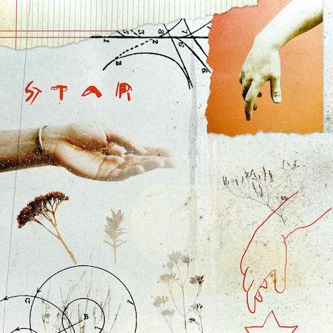BiSH「STAR」配信ジャケット