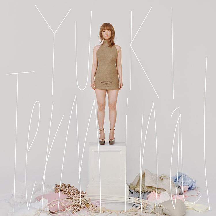 YUKI「Terminal」初回限定盤ジャケット