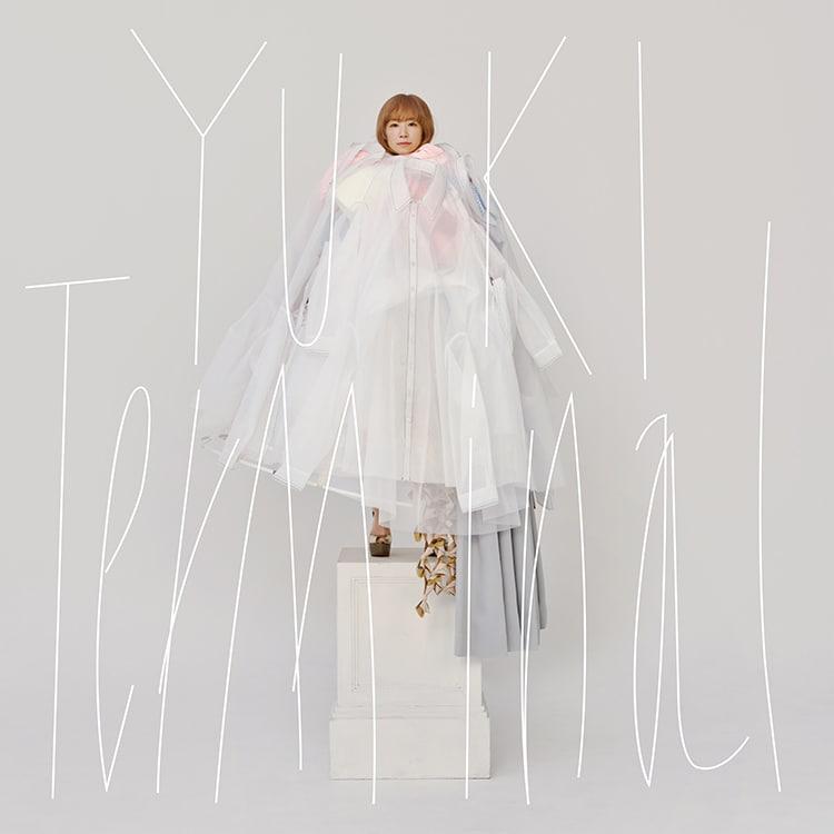 YUKI「Terminal」通常盤ジャケット