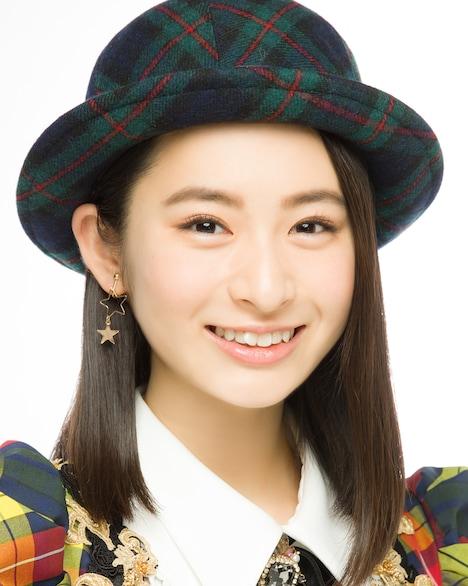 長谷川百々花(AKB48チーム8)