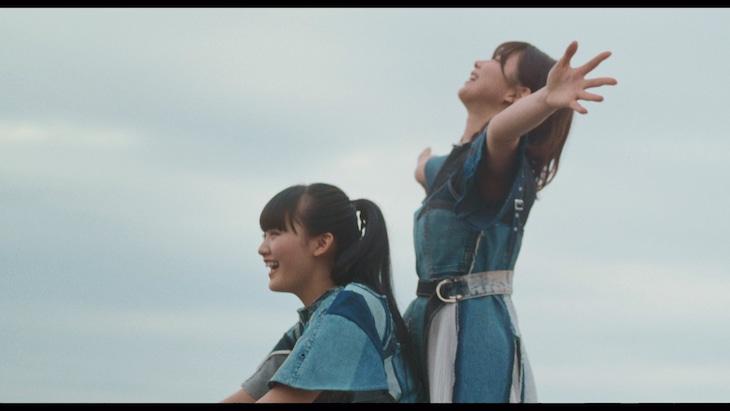 櫻坂46「思ったよりも寂しくない」ミュージックビデオより。