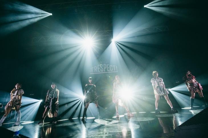 「ライブナタリー Presents RESPECT! Vol.2 道重さゆみ×ZOC」の様子。(撮影:二宮ユーキ)