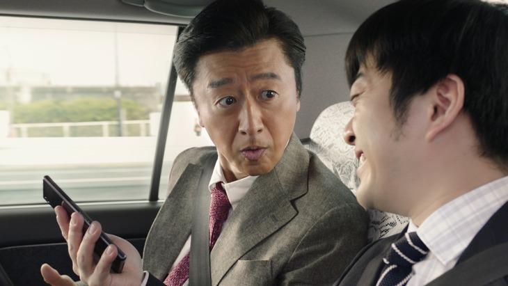 桑田佳祐が出演する新テレビCM「小さな生命」より。
