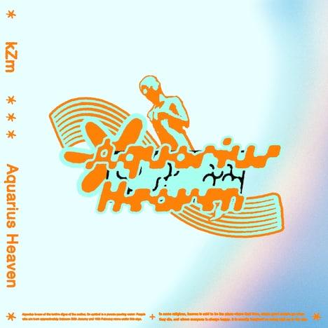 kZm「Aquarius Heaven」配信ジャケット
