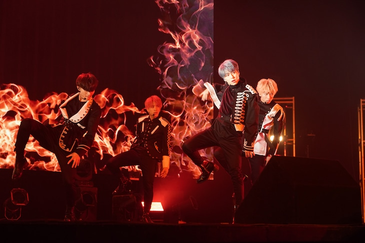 "「OWV 1st Anniversary Talk & Live ""AWAKE""」の模様。"