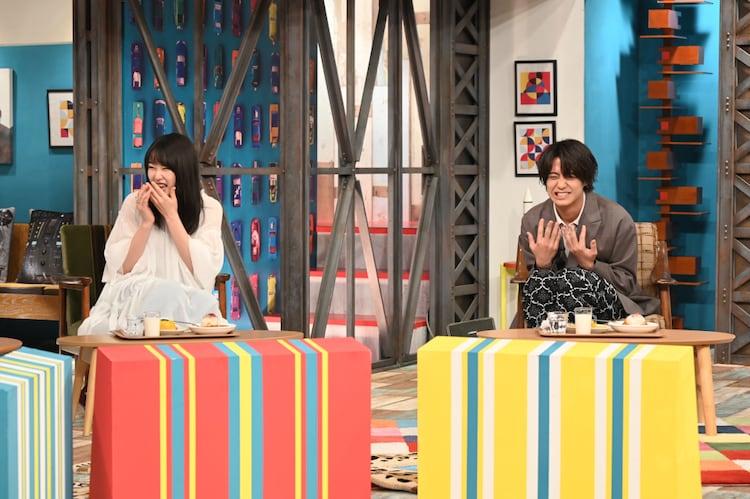 「有吉ジャポンII ジロジロ有吉SP」より。(c)TBS
