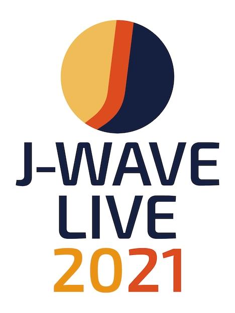 「J-WAVE LIVE 2021」ロゴ