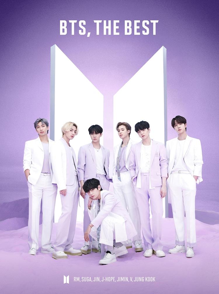 BTS「BTS, THE BEST」初回限定盤Cジャケット