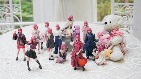 大森靖子「PERSONA #1」フィギュア