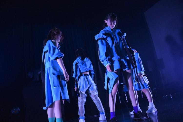 「NELN 1st Anniversary One-man Live」の様子。