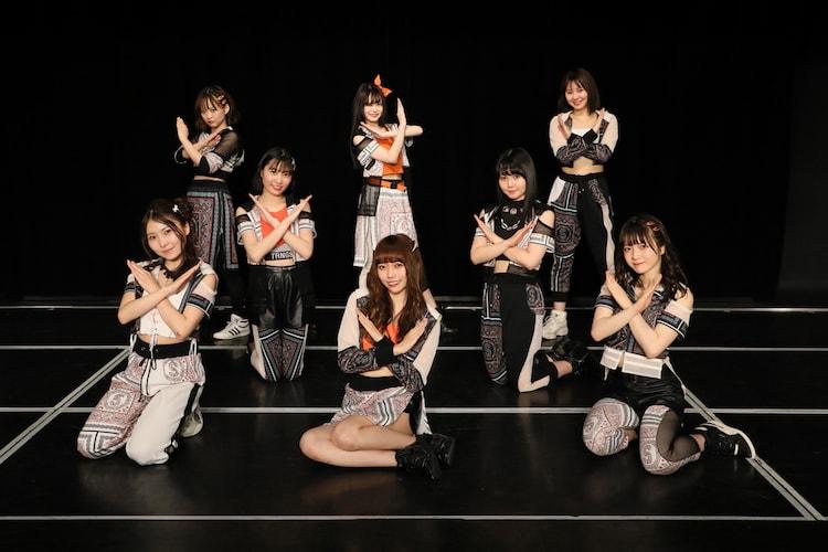 SKE48チームS「重ねた足跡」公演の様子。(c)2021 Zest,Inc