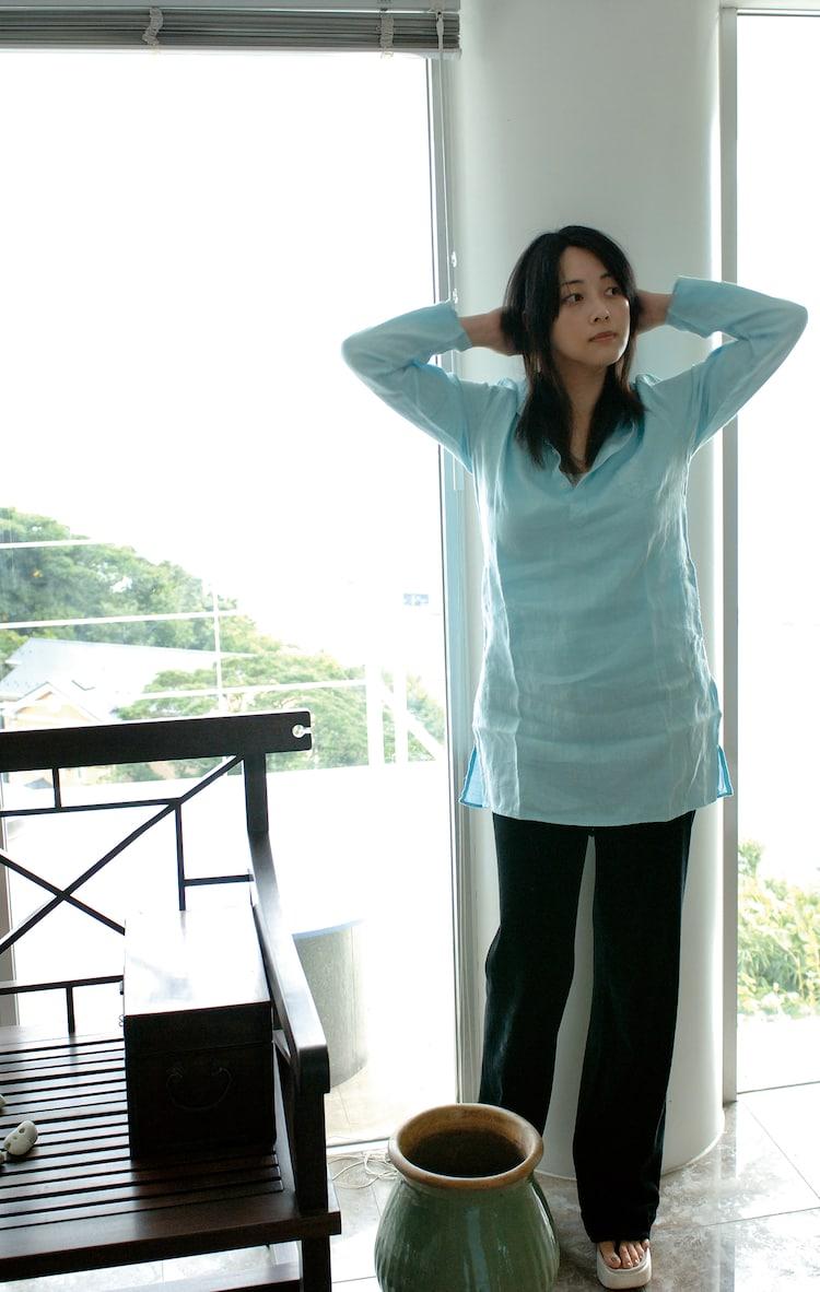 坂井泉水(2006年撮影)