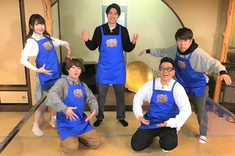 """""""宮川大輔チーム""""のメンバー。(c)TBS"""