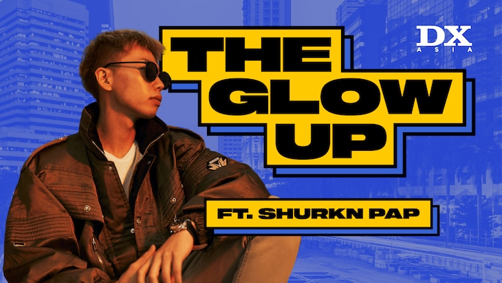 「THE GLOW UP」のサムネイル。