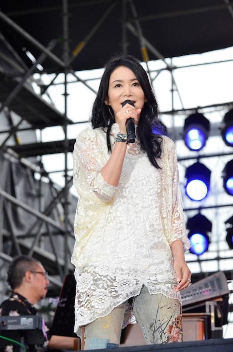 竹内まりや(写真提供:SPACE SHOWER SWEET LOVE SHOWER 2012)