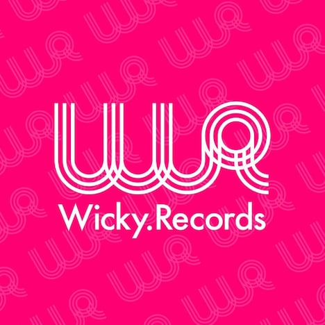 Wicky.Recordsロゴ