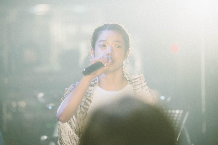 xiangyu(撮影:後藤武浩)
