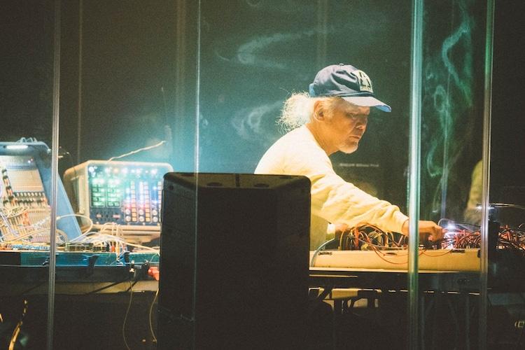 ヤン富田(撮影:後藤武浩)