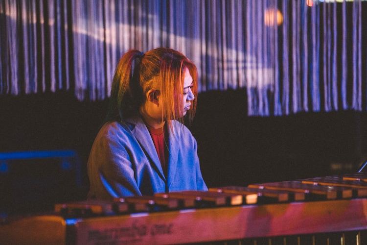 K-Ta(Marimba)(撮影:後藤武浩)