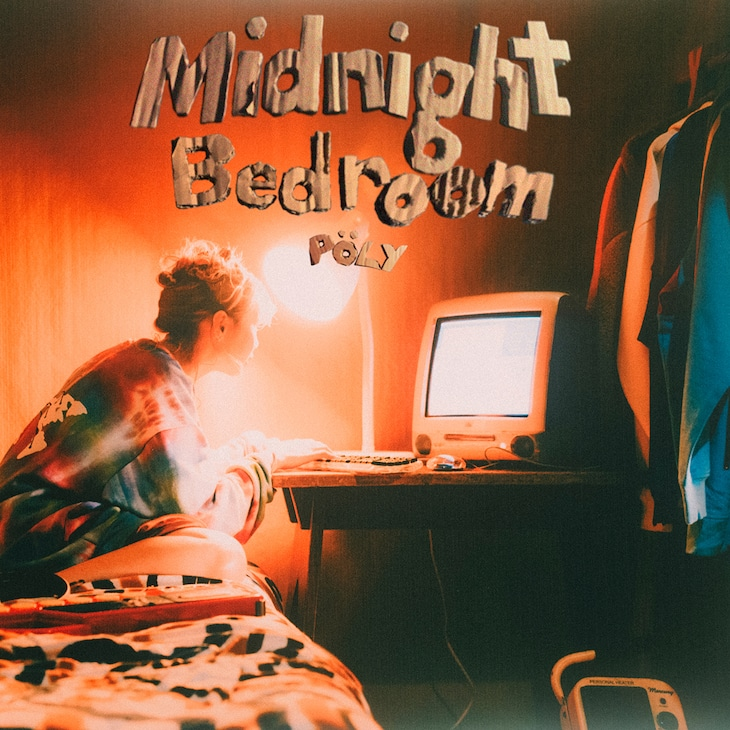 POLY「Midnight Bedroom」配信ジャケット