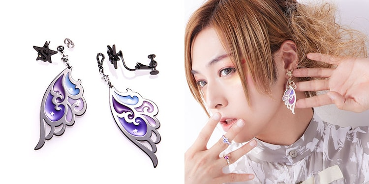 「Feather Ear Accessories」商品画像