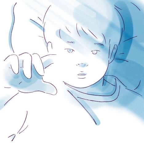 butaji「free me」配信ジャケット