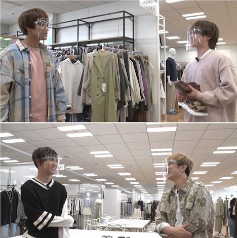 「ファションセンス格付けバトル ~ジャニーズSP~」より。(c)日本テレビ
