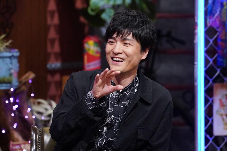 森山直太朗(c)日本テレビ