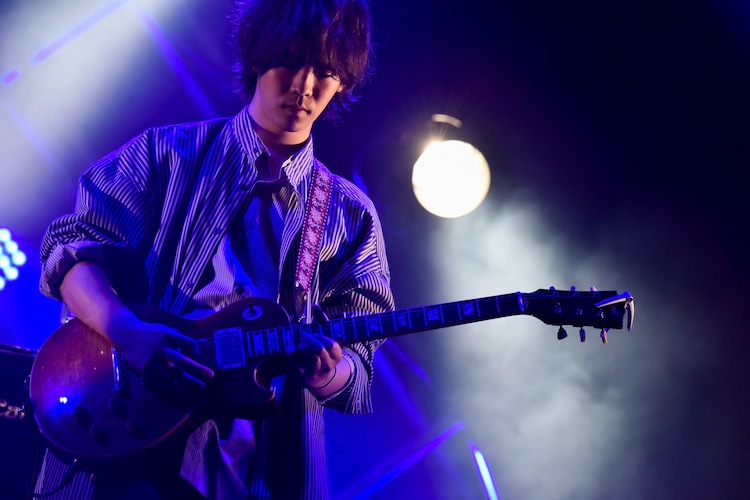 おさみぃ(G / マルシィ)(Photo by AZUSA TAKADA)
