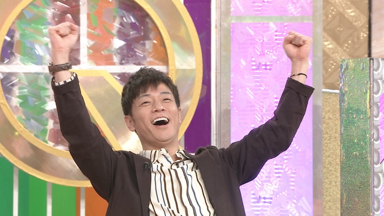 陣内智則 (c)日本テレビ