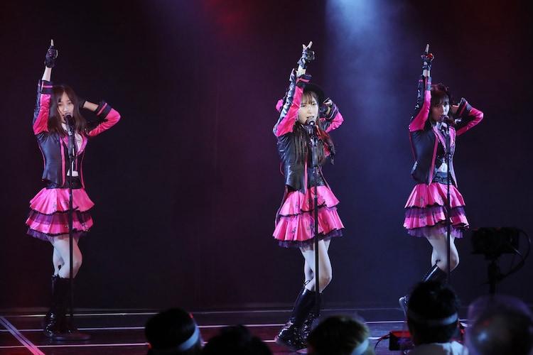高柳明音卒業公演の様子。(c)2021 Zest,Inc