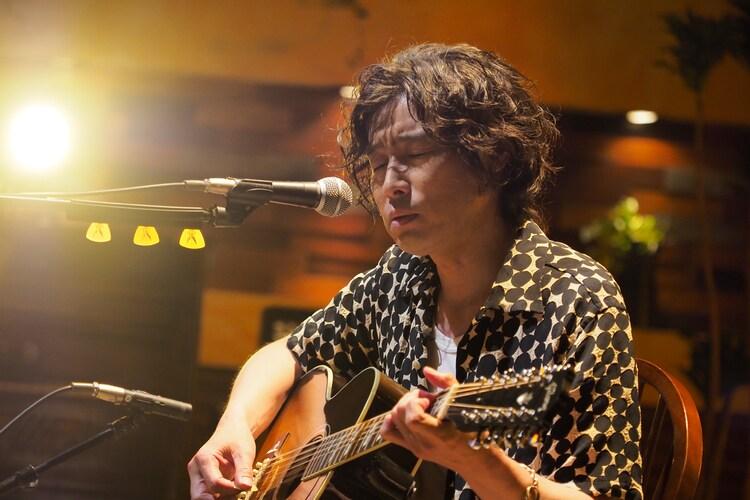 斉藤和義(写真提供:NHK)