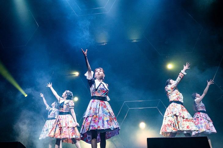 「私立恵比寿中学 Best at the moment series『6Voices』」ファイナル公演の様子。