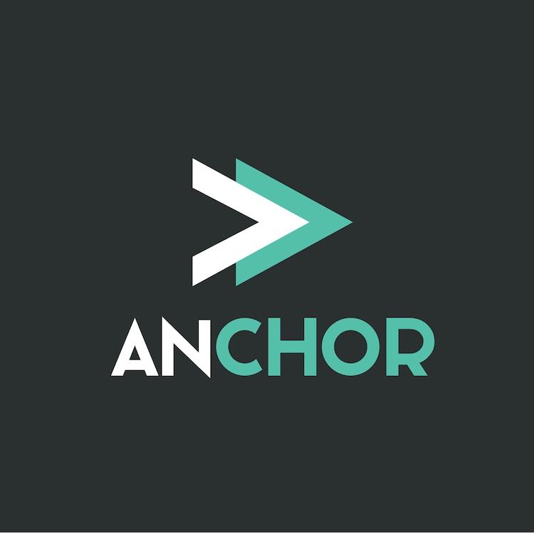 ANCHORのロゴ。
