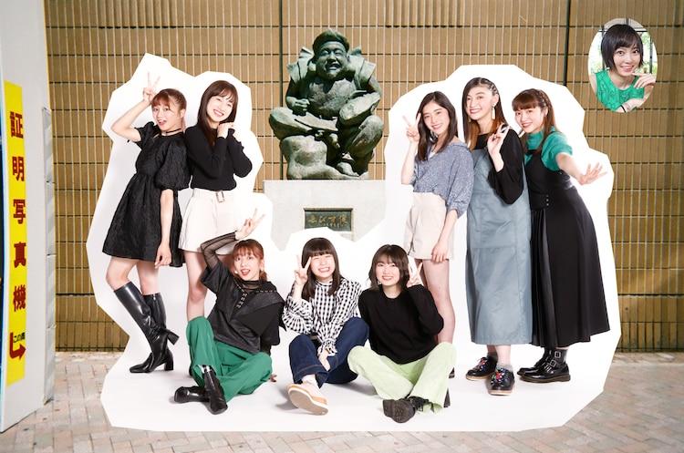 私立恵比寿中学の最新アーティスト写真。