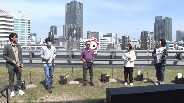 「タモリ倶楽部」の様子。(c)テレビ朝日