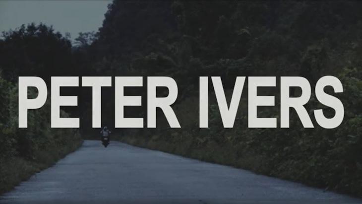 ドレスコーズ「ピーター・アイヴァース」ミュージックビデオのサムネイル。