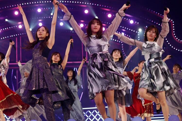 「乃木坂46 9th YEAR BIRTHDAY LIVE ~3期生ライブ~」の様子。