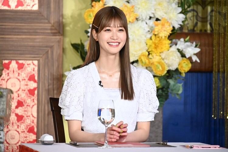 生見愛瑠 (c)日本テレビ