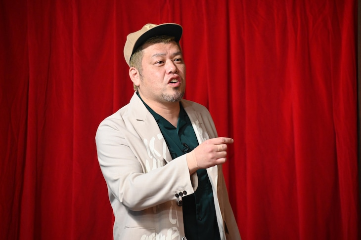 野性爆弾くっきー! (c)日本テレビ