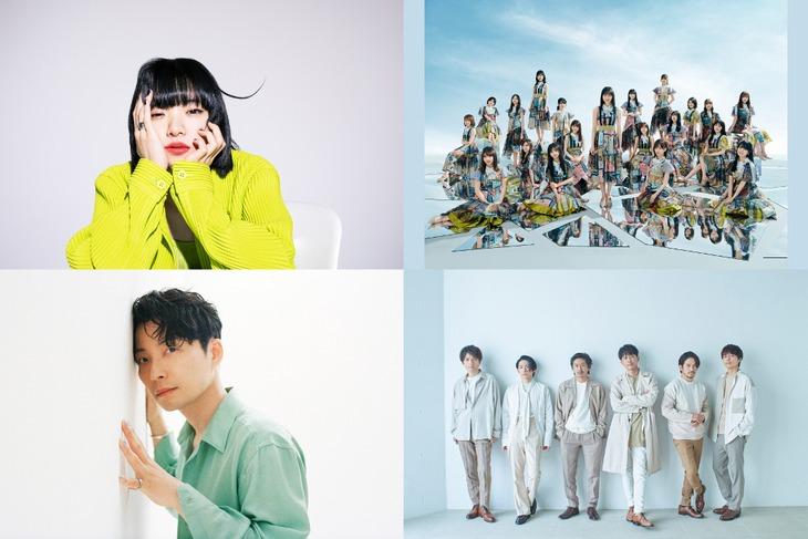 TBS系「『CDTVライブ!ライブ!』90分スペシャル」出演者