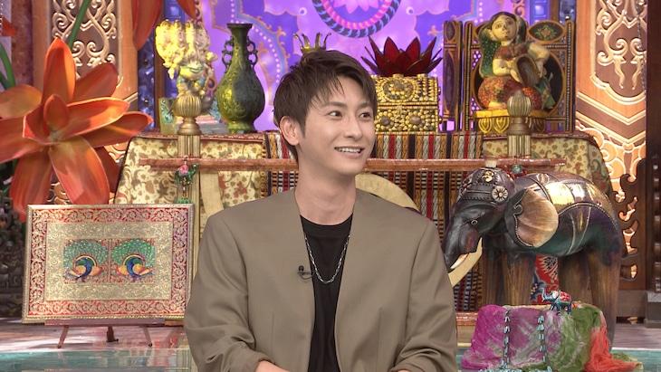 與真司郎(AAA) (c)日本テレビ