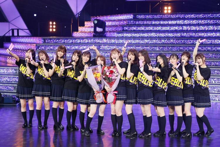 「乃木坂46 アンダーライブ2021」の様子。