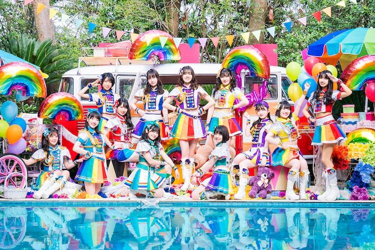 虹のコンキスタドール