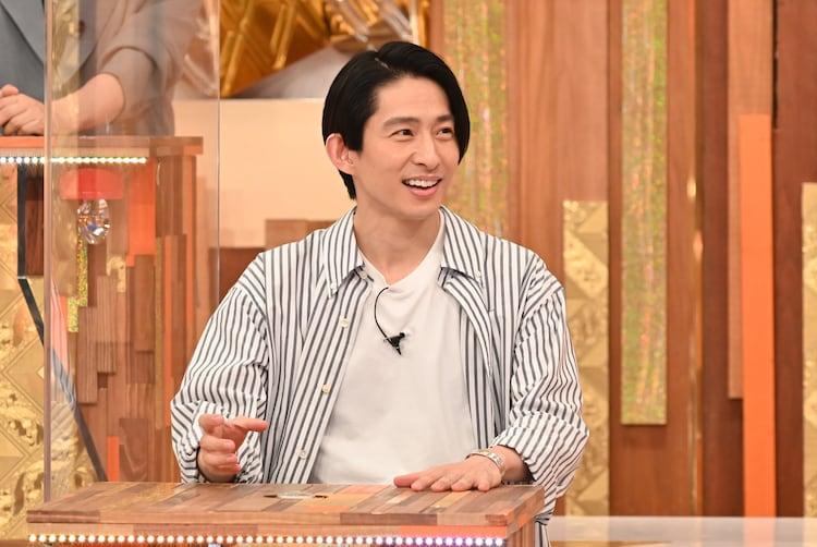 三宅健(V6)(c)フジテレビ