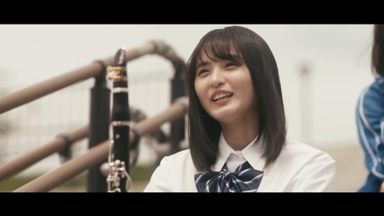 乃木坂46「ごめんねFingers crossed」遠藤さくら個人PVより。