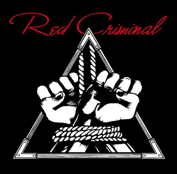 THE ORAL CIGARETTES「Red Criminal」配信ジャケット