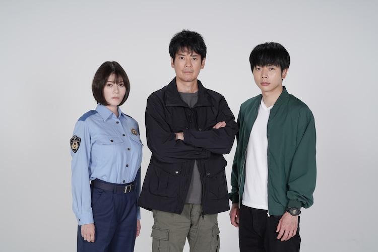 News増田貴久が唐沢寿明 真木よう子と ボイスii の見どころ語る 音楽ナタリー