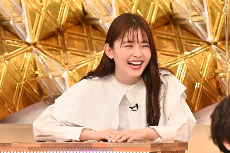 「痛快TV スカッとジャパン」より、久間田琳加。(c)フジテレビ