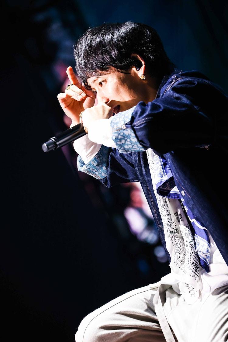 TAKUYA∞(撮影:森好弘)